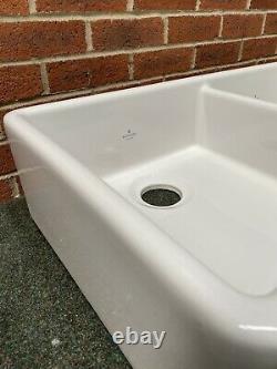 1000mm Huge Double Bowl Belfast Butler Sink British Made New RRP £744