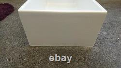 760x460x260mm No Overflow Single Bowl Belfast Style Ceramic Kitchen Sink