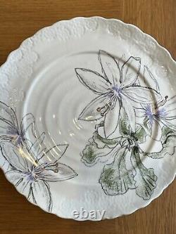Anthropologie Floral Dining Set Pristine condition