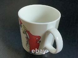 Arabia Moomin Mug and Bowl Fillyjonk