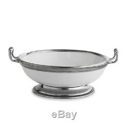 Arte Italica Tuscan Large Bowl with Handles