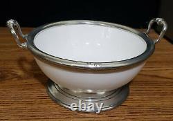 Arte Italica Tuscan Piccola Bowl White BRAND NEW