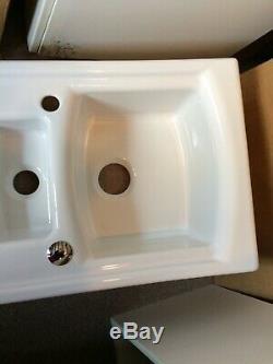 Blanco Setura 6A 1.5 Bowl Ceramic Crystal White Reversible Inset Sink +waste etc