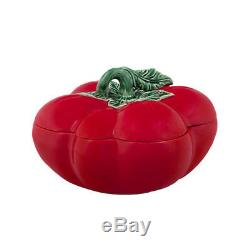 Bordallo Pinheiro Tomato 4.5 L 152 oz. Tureen