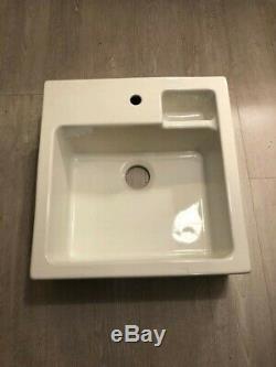 Butler 1 Bowl Ceramic Kitchen Sink White. Brand new. Unused