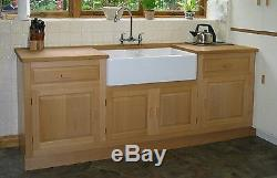 Double Belfast Butler Ceramic Sink Brand New Ideal Farmhouse Kitchen Only £245