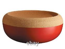 Emile Henry Made in France 14 Inch Large Storage Bowl