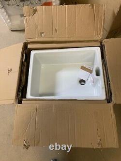 Franke Belfast BAK 710 Ceramic Bowl White Gloss Kitchen Sink