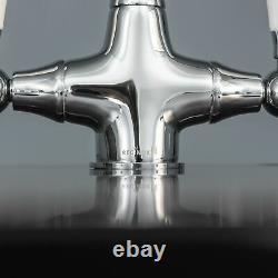 Franke SID651BL Sirius 1.5 Bowl Black Kitchen Sink And Reginox Elbe Chrome Tap