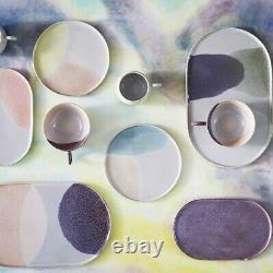 HK living ceramic gallery set Multiple pieces please see description