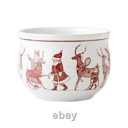 Juliska Country Estate Reindeer Games Comfort Bowl Set of 4