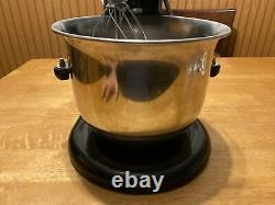 Kitchen Aid Professional 6000HD Black Stand Mixer with Bowl & Whisk