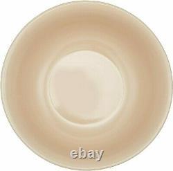 Le Creuset Cereal Bowl 460ml Rainbow 6 Color Set Stoneware 630870163620