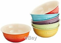 Le Creuset bowl serial ball 460 ml Rainbow collection heat chilling