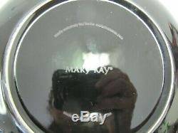 Mary Kay Ceramic Pink Black Dinnerware Plates Bowls Mugs Vintage 2008 In Box