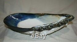 Mussels & More Gorgeous Mussel Shell Bowl Set of 2 Nautical Dinnerware Oven Safe