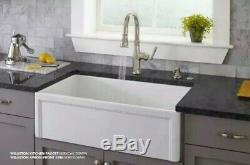 NEW LARGE Belfast Kitchen Sink, Single Bowl, RRP £495. Mirabelle. Under mount
