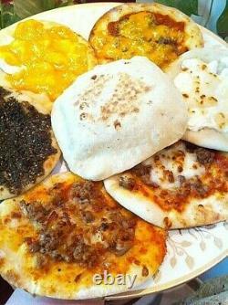 New Pita Pot Bread Oven Potato Eggplant/pastry Roast, Pizza Grill 220 v Europe