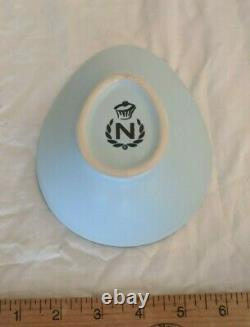 Nigella Lawson Robin's Egg Blue Nesting Bowls, Set of 4 in Excellent Condition