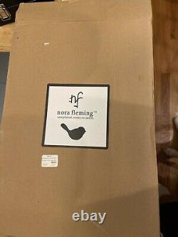 Nora Fleming F-3 Swiss Dot Tray Brand New