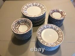 Oka Dinner Service Huge Collection of Plates and Bowls NP7 8AU Abergavenny