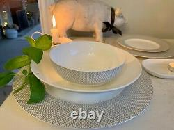 Rare 6 Seat (60 item) BA 747'First' Dinner Service William Edwards (Collectors)
