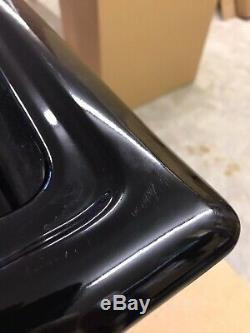Reginox RL404CB 1 Bowl Black Ceramic Kitchen Sink with Waste -Ex Display CHEAP