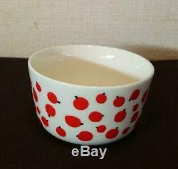 Special Set! Marimekko OIVA Mug Pakkanen Bowl and Plate Set F/Swithtracking