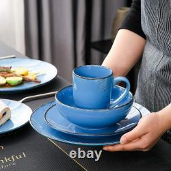 Vancasso Navia Ceramic Dinnerware Set Stoneware Dinner Plates Dishes Bowl Mugs