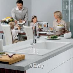 Villeroy & Boch SUBWAY 60 XL Single Bowl Kitchen Sink Ceramic Line