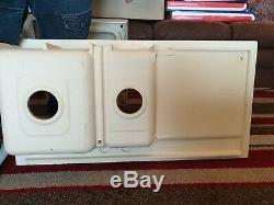 Villeroy & Boch Subway 1.5 Bowl Ceramic Kitchen Sink Left Hand Drainer