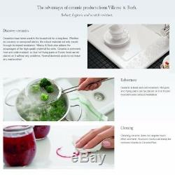Villeroy & Boch Subway 60 SU 1.0 Bowl White Ceramic Kitchen Sink NO WASTE