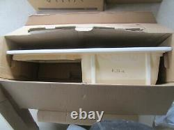 Wickes 1 Bowl Ceramic Kitchen Sink White (Reduced to £150 Quick Sale!)